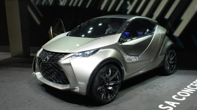Lexus nhá hàng xe nhỏ như Kia Morning sắp ra mắt