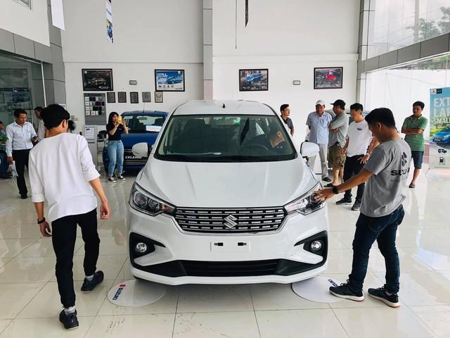 Doanh số Suzuki Ertiga thế hệ mới tại Việt Nam lao dốc do khan hàng, nhiều khách chán nản bỏ cọc - Ảnh 1.