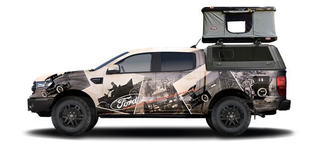 Ford Ranger tung 6 bản độ chất chơi: Mẫu cuối cùng gây choáng - Ảnh 3.