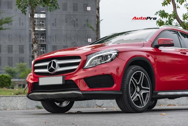 Bỏ 200 triệu đặt thêm option nhưng chủ xe Mercedes-Benz GLA bán lại xe với giá chỉ ngang Mazda CX-5 - Ảnh 2.