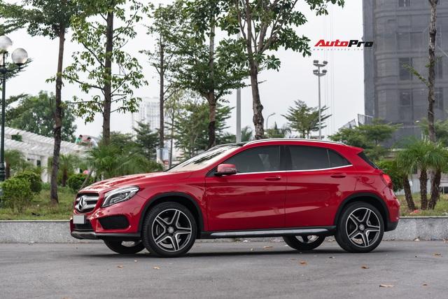 Bỏ 200 triệu đặt thêm option nhưng chủ xe Mercedes-Benz GLA bán lại xe với giá chỉ ngang Mazda CX-5 - Ảnh 4.