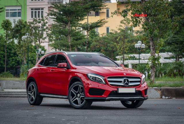 Bỏ 200 triệu đặt thêm option nhưng chủ xe Mercedes-Benz GLA bán lại xe với giá chỉ ngang Mazda CX-5 - Ảnh 9.
