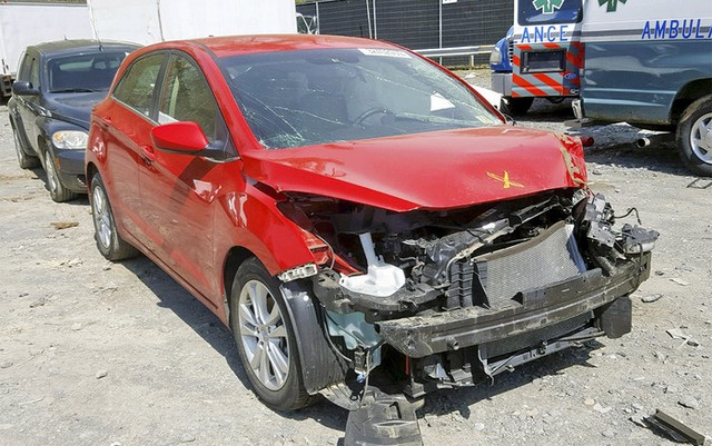 Honda HR-V, Hyundai Elantra GT là những mẫu xe hay bị va quệt nhất - Ảnh 2.
