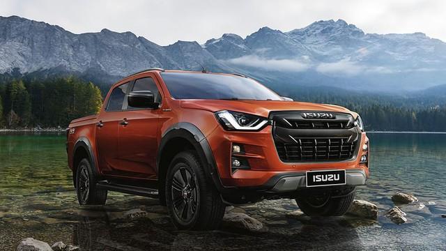 Ra mắt Isuzu D-Max thế hệ mới: Đẹp và xịn - Cơ hội thoát ế khi về Việt Nam đấu Ford Ranger - Ảnh 11.
