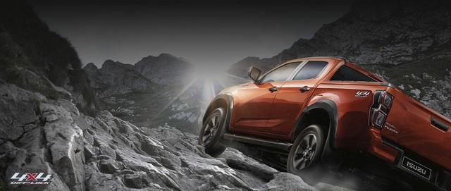 Ra mắt Isuzu D-Max thế hệ mới: Đẹp và xịn - Cơ hội thoát ế khi về Việt Nam đấu Ford Ranger - Ảnh 10.