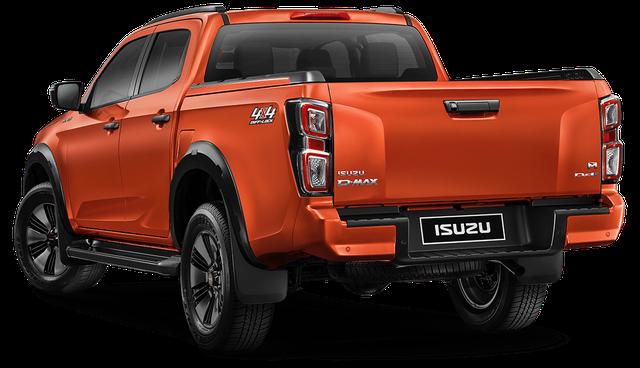 Ra mắt Isuzu D-Max thế hệ mới: Đẹp và xịn - Cơ hội thoát ế khi về Việt Nam đấu Ford Ranger - Ảnh 3.