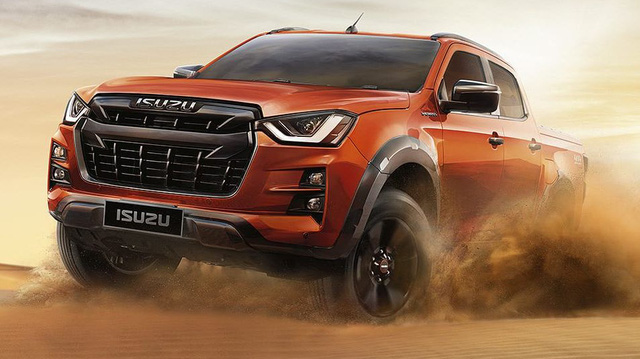 Ra mắt Isuzu D-Max thế hệ mới: Đẹp và xịn - Cơ hội thoát ế khi về Việt Nam đấu Ford Ranger