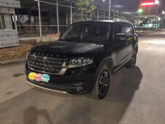 SUV Trung Quốc nhái Range Rover bán lại giá hơn 500 triệu sau 5.000 km, ngang Toyota Vios mua mới - Ảnh 4.