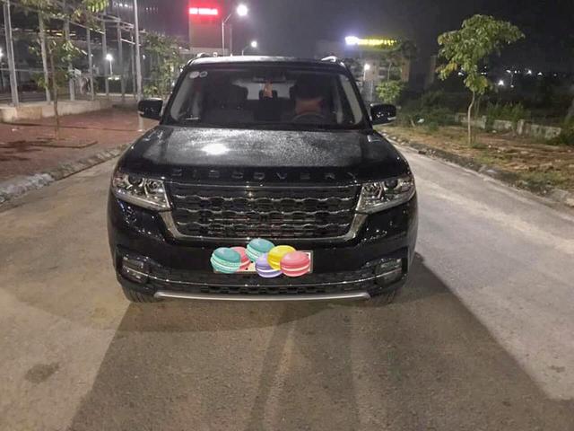 SUV Trung Quốc nhái Range Rover bán lại giá hơn 500 triệu sau 5.000 km, ngang Toyota Vios mua mới - Ảnh 1.