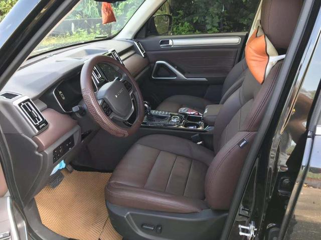 SUV Trung Quốc nhái Range Rover bán lại giá hơn 500 triệu sau 5.000 km, ngang Toyota Vios mua mới - Ảnh 3.