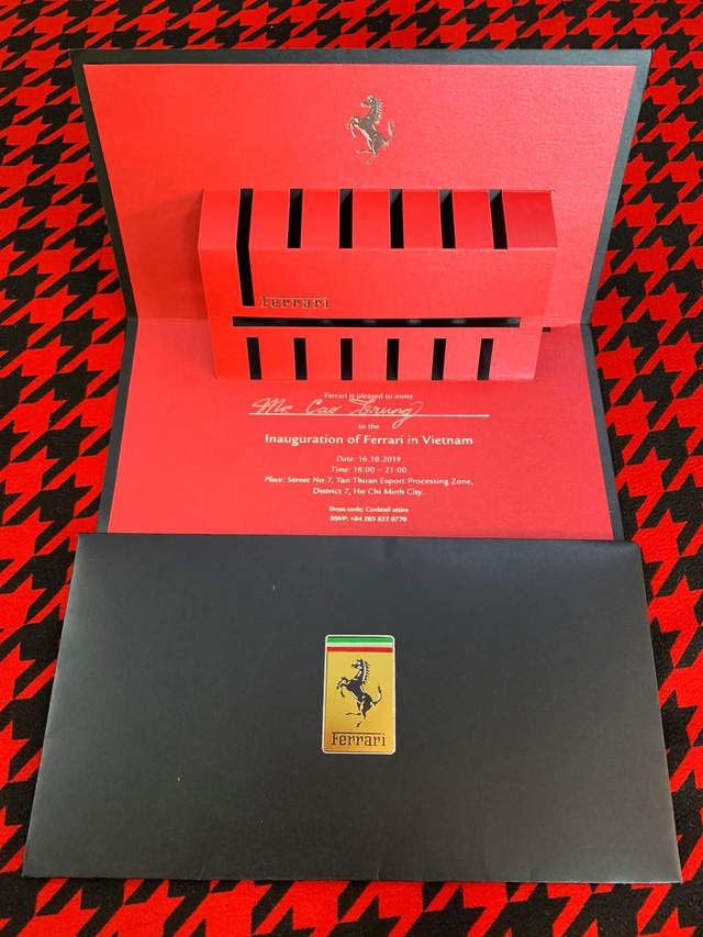 Đại gia ngành y tế tiết lộ bổ sung Ferrari F8 Tributo chính hãng vào bộ sưu tập siêu xe đình đám của mình - Ảnh 2.