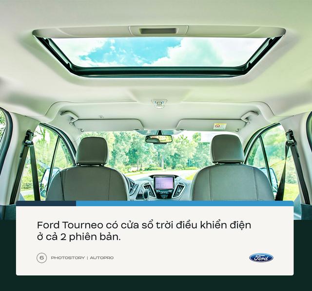 10 điểm không thể bỏ qua trên Ford Tourneo - Cán cân của Kia Sedona tại Việt Nam - Ảnh 6.