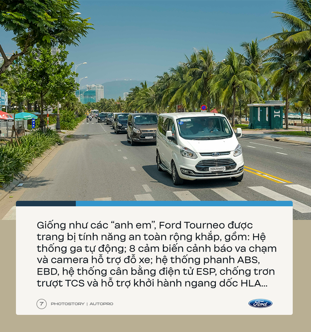 10 điểm không thể bỏ qua trên Ford Tourneo - Cán cân của Kia Sedona tại Việt Nam - Ảnh 7.