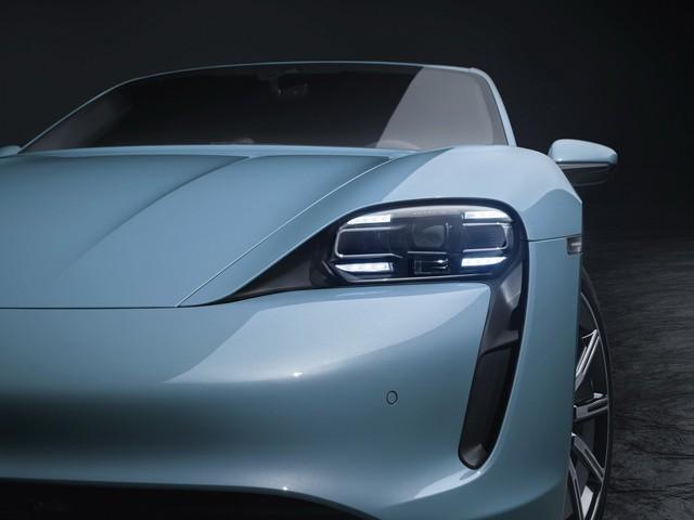 Porsche chính thức giới thiệu bản giá rẻ cho Taycan, vẫn mạnh hơn 911 GT3 - Ảnh 5.