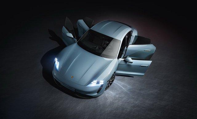 Porsche chính thức giới thiệu bản giá rẻ cho Taycan, vẫn mạnh hơn 911 GT3 - Ảnh 3.