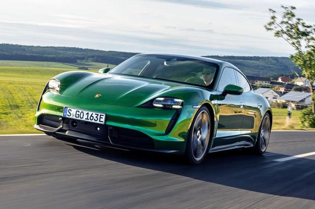 Porsche Macan sắp sử dụng khung gầm Taycan để ngang cơ Lamborghini Urus mà giá rẻ hơn hẳn - Ảnh 2.