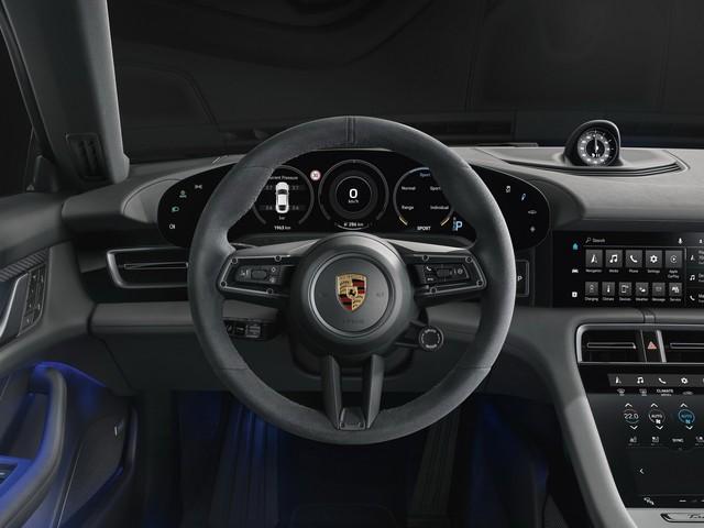 Porsche chính thức giới thiệu bản giá rẻ cho Taycan, vẫn mạnh hơn 911 GT3 - Ảnh 8.
