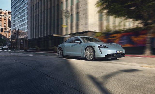Porsche chính thức giới thiệu bản giá rẻ cho Taycan, vẫn mạnh hơn 911 GT3 - Ảnh 1.