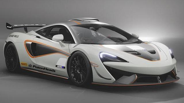 """Lộ diện McLaren 620R - Siêu xe """"đỉnh"""" tiếp theo trong Sports Series"""