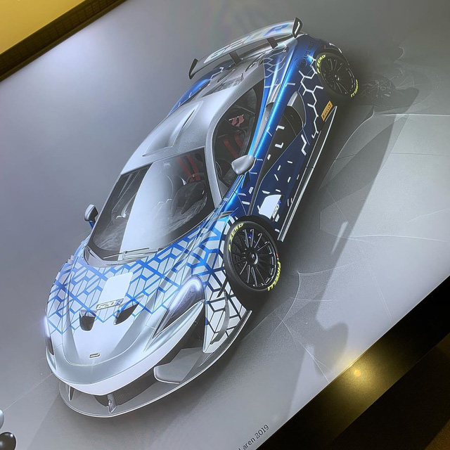 Lộ diện McLaren 620R - Siêu xe đỉnh tiếp theo trong Sports Series - Ảnh 2.