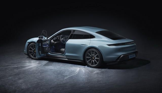 Porsche chính thức giới thiệu bản giá rẻ cho Taycan, vẫn mạnh hơn 911 GT3 - Ảnh 9.