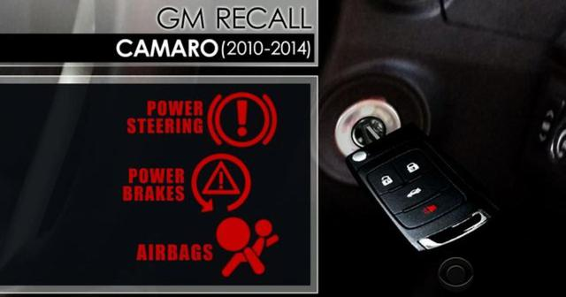 5 năm sau khi thu hồi, một linh kiện lỗi vẫn nằm chình ình trong catalog chính hãng của Chevrolet Camaro - Ảnh 1.