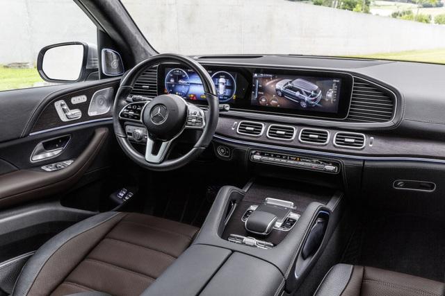 Mercedes-Benz xác nhận bộ đôi SUV hoàn toàn mới ra mắt tại VMS 2019: Loại trừ GLC 2020 và GLB - Ảnh 4.