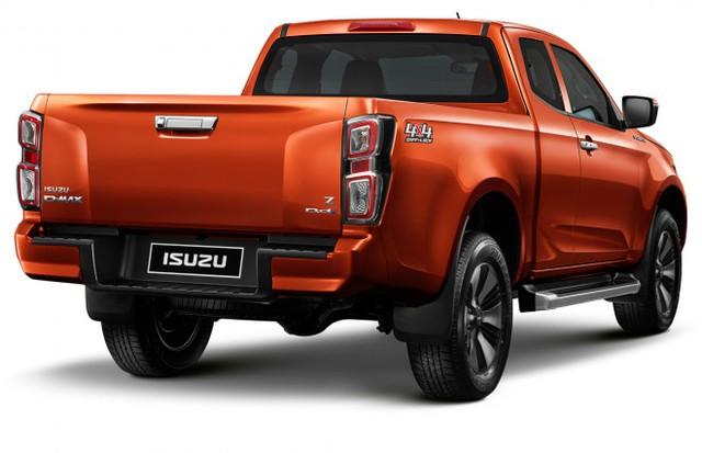 Khám phá những phiên bản đa dạng của Isuzu D-Max mới đấu Ford Ranger - Ảnh 1.