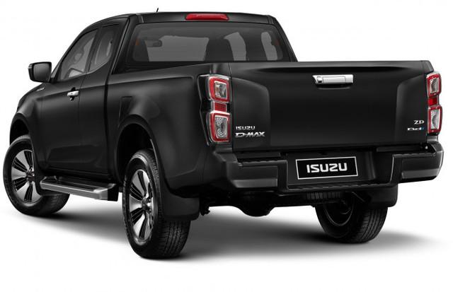 Khám phá những phiên bản đa dạng của Isuzu D-Max mới đấu Ford Ranger - Ảnh 6.