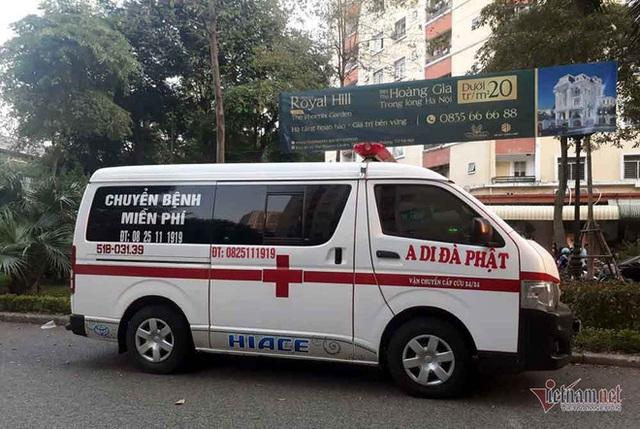 Bán đất mua xe cứu thương chở miễn phí, người ta từng nói tôi lừa đảo - Ảnh 2.