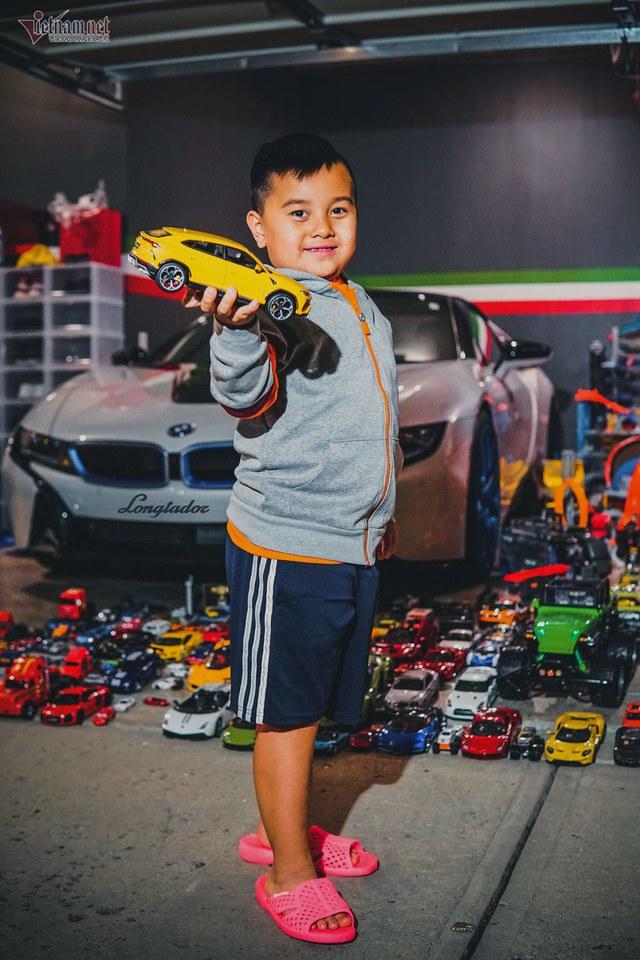 Cậu bé người Việt sở hữu 7.000 siêu xe gần tỷ đồng - Ảnh 3.