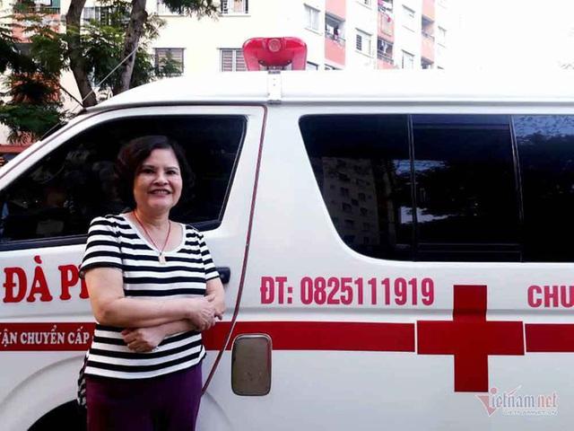 Bán đất mua xe cứu thương chở miễn phí, người ta từng nói tôi lừa đảo - Ảnh 4.