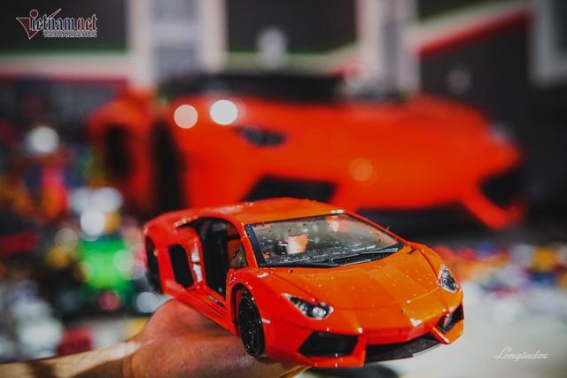Cậu bé người Việt sở hữu 7.000 siêu xe gần tỷ đồng - Ảnh 8.