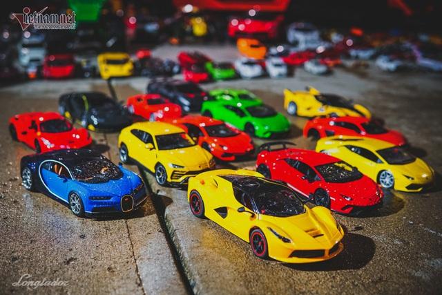 Cậu bé người Việt sở hữu 7.000 siêu xe gần tỷ đồng - Ảnh 10.