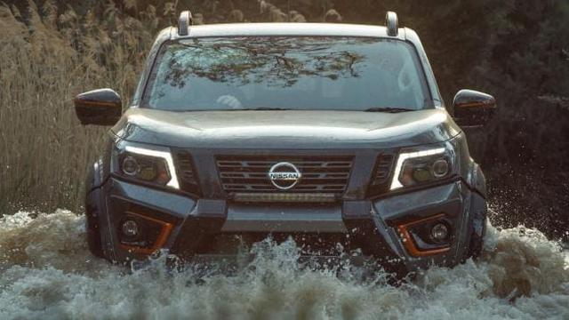 Nissan hé lộ siêu bán tải Navara lấy cảm hứng từ... Ford Ranger Raptor - Ảnh 3.
