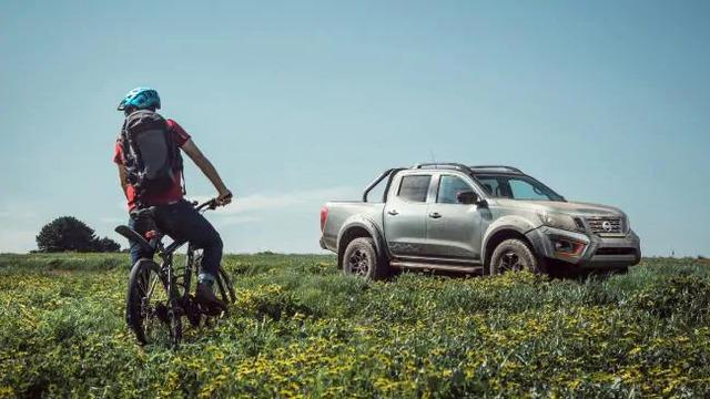 Nissan hé lộ siêu bán tải Navara lấy cảm hứng từ... Ford Ranger Raptor - Ảnh 4.