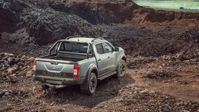 Nissan hé lộ siêu bán tải Navara lấy cảm hứng từ... Ford Ranger Raptor - Ảnh 2.
