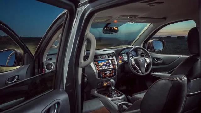 Nissan hé lộ siêu bán tải Navara lấy cảm hứng từ... Ford Ranger Raptor - Ảnh 5.