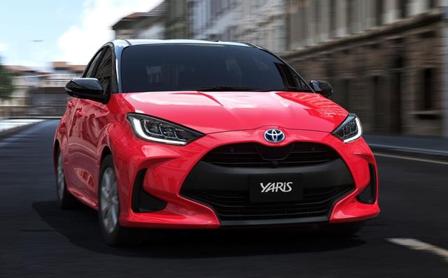 Ra mắt Toyota Yaris 2020: Lột xác toàn diện, có thể giúp chị em đỡ nhầm chân ga, chân phanh - Ảnh 2.