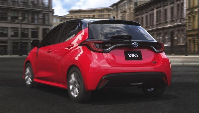 Ra mắt Toyota Yaris 2020: Lột xác toàn diện, có thể giúp chị em đỡ nhầm chân ga, chân phanh - Ảnh 4.