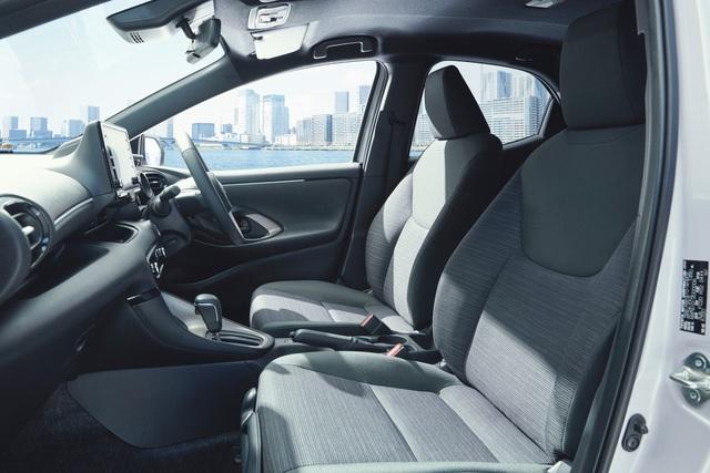 Ra mắt Toyota Yaris 2020: Lột xác toàn diện, có thể giúp chị em đỡ nhầm chân ga, chân phanh - Ảnh 7.