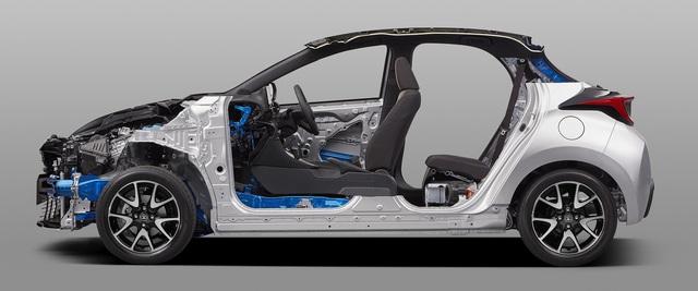 Ra mắt Toyota Yaris 2020: Lột xác toàn diện, có thể giúp chị em đỡ nhầm chân ga, chân phanh - Ảnh 1.