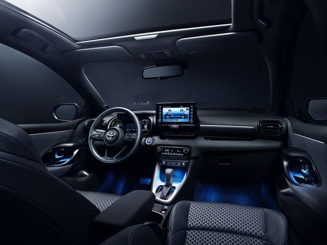 Ra mắt Toyota Yaris 2020: Lột xác toàn diện, có thể giúp chị em đỡ nhầm chân ga, chân phanh - Ảnh 6.