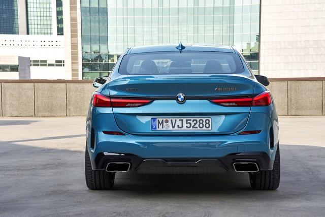Ra mắt BMW 2-Series Gran Coupe: Cấu mỗi xe BMW một ít để cạnh tranh Mercedes-Benz CLA - Ảnh 2.