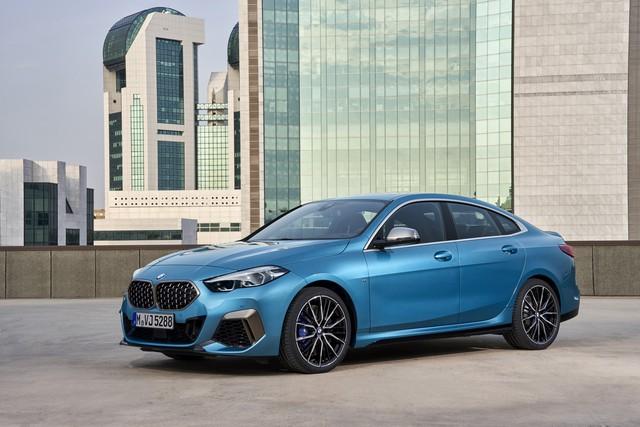 Ra mắt BMW 2-Series Gran Coupe: Cấu mỗi xe BMW một ít để cạnh tranh Mercedes-Benz CLA - Ảnh 3.