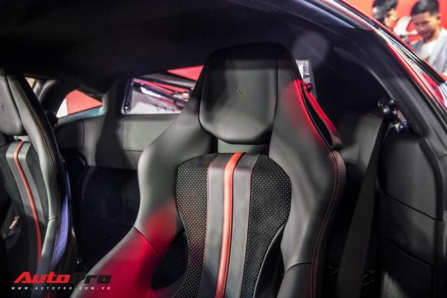 Đánh giá nhanh Ferrari F8 Tributo giá đồn đoán 30 tỷ đồng - siêu xe khiến nhiều đại gia Việt thèm muốn - Ảnh 15.