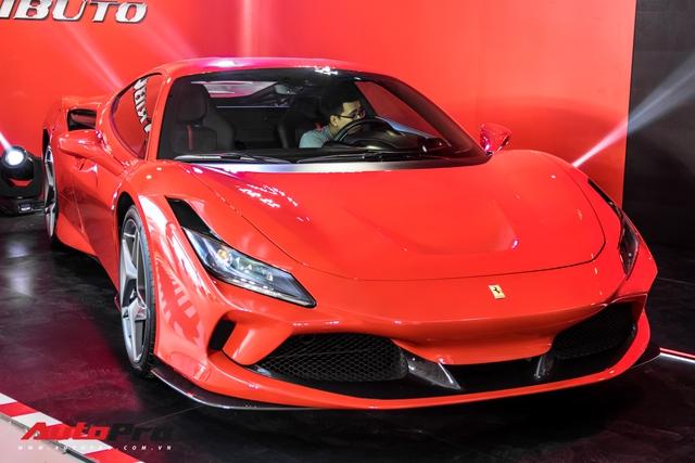Đánh giá nhanh Ferrari F8 Tributo giá đồn đoán 30 tỷ đồng - siêu xe khiến nhiều đại gia Việt thèm muốn - Ảnh 3.