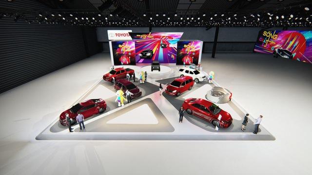 Bác tin đồn ra mắt C-HR, Toyota đưa SUV 7 chỗ hoàn toàn mới về Việt Nam: Lai MPV, nội thất siêu rộng - Ảnh 4.
