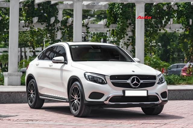 Mới chạy 20.000 km, hàng hiếm Mercedes-Benz GLC 300 Coupe rao bán với giá rẻ hơn cả tỷ đồng - Ảnh 8.
