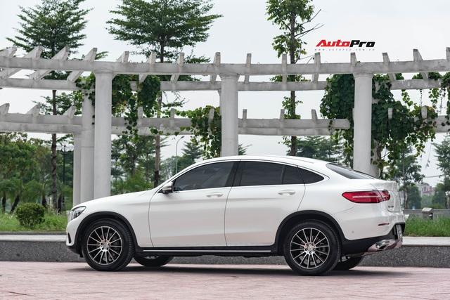 Mới chạy 20.000 km, hàng hiếm Mercedes-Benz GLC 300 Coupe rao bán với giá rẻ hơn cả tỷ đồng - Ảnh 4.